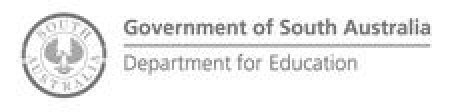 Government of South Australia - Department of Education