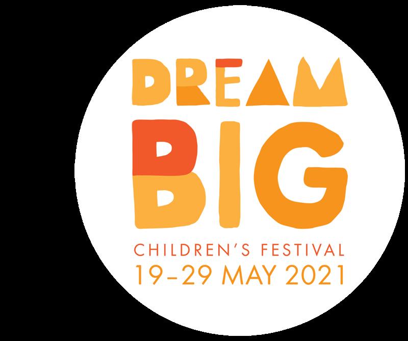 Dreambig circle logo 2021 families